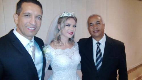 foto eu com noivos,29.7.18