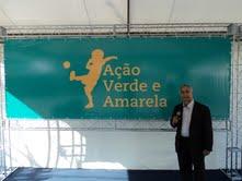 Foto Túlio evento Vale Ação Verde Amarela