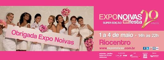 foto do banner da Expo Noivas
