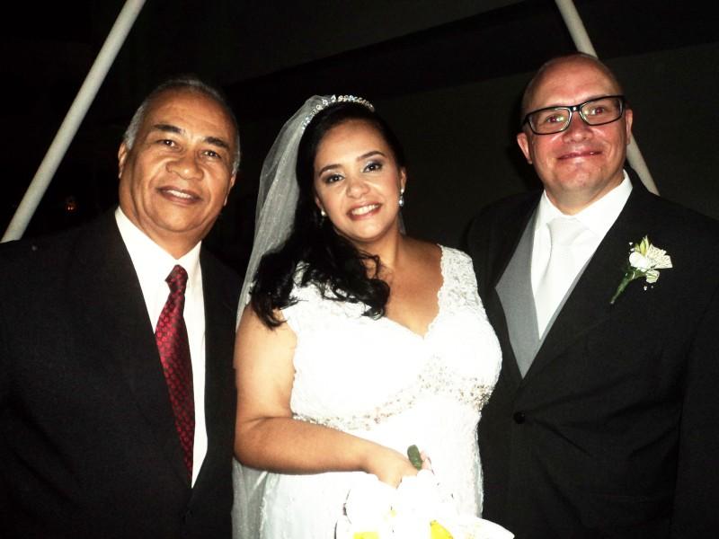 foto dos noivos Monica e Henrik, 23.11.14